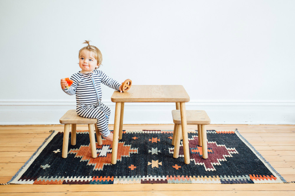 Fun & Playful Child Seats & Table Combination