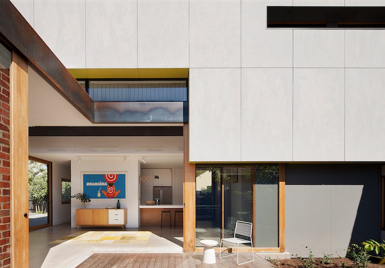 Incision House by Architects EAT - Melbourne, Victoria, Australia - Architecture Archive Photo Gallery