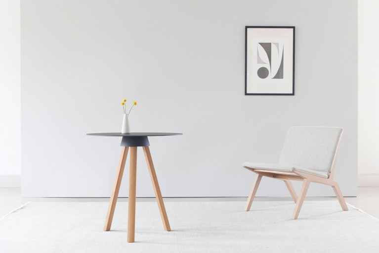 Product Design Stylist Furniture – Nomi's Skirt Table And Shuttle Stool 10