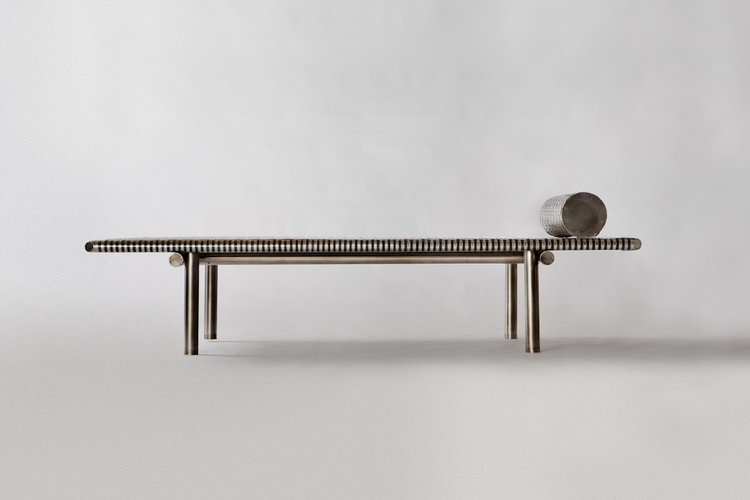 Local Australian Home Furniture Product Design-The Aztec Daybed by Michael Gittings Studio