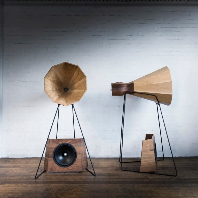 Local Australian Home Product Design-Sound System One designed by Alex Earl