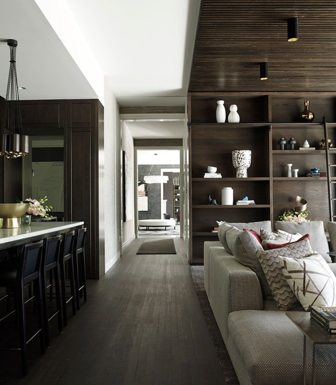 Interiors Architecture Designer – Melbourne House Created By Greg Natale Design 12