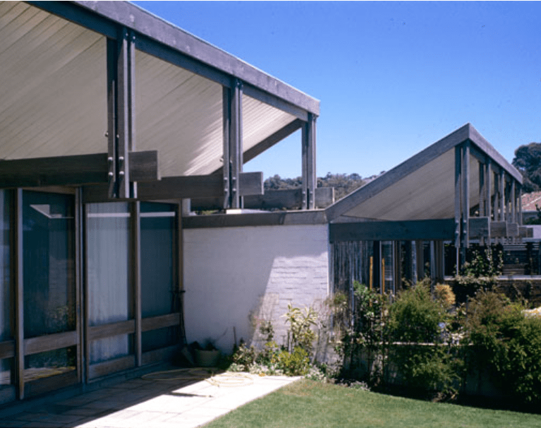 Farfor Houses, Portsea 1968, Peter Wille, SLV