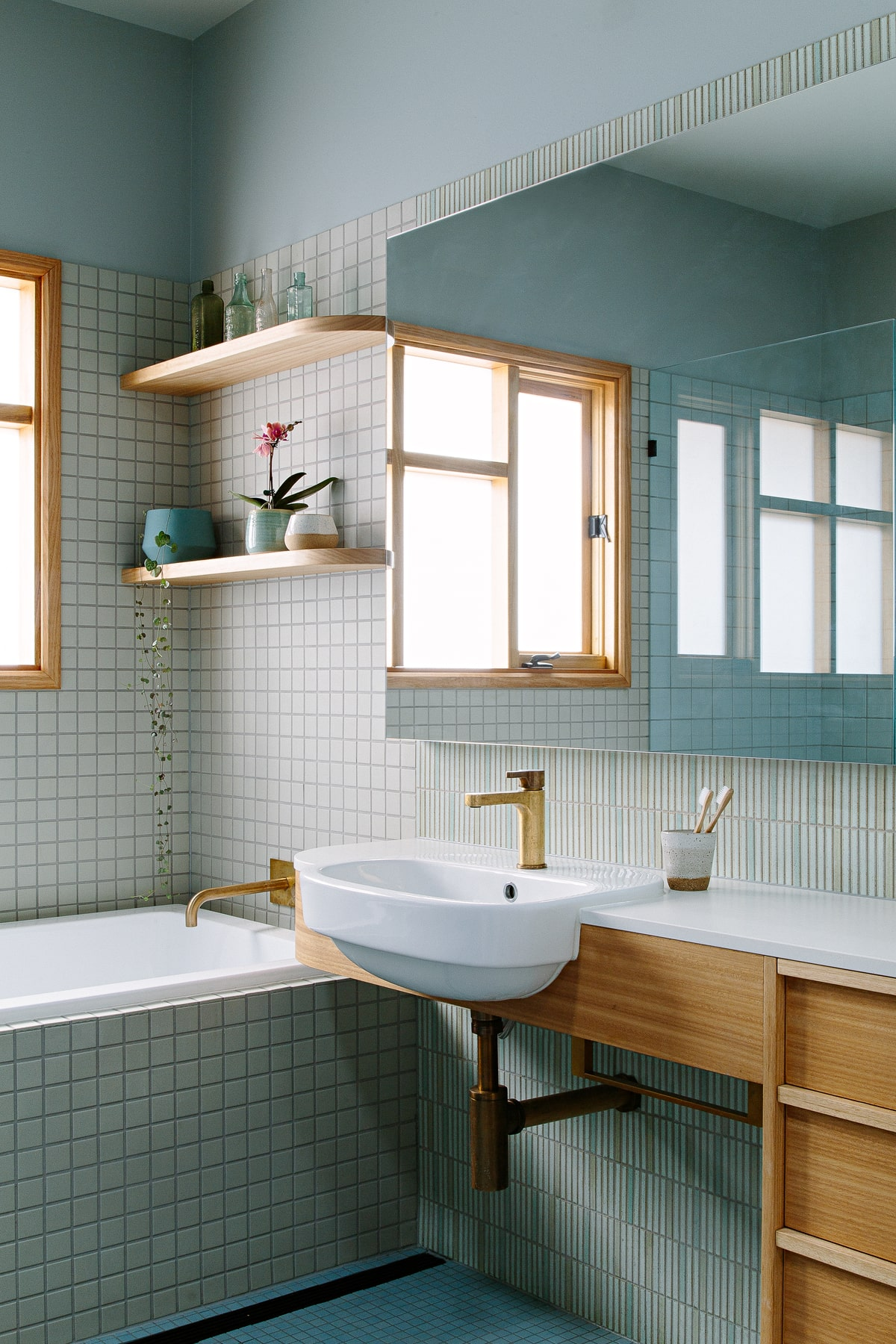 Yarravillia Project By Brave New Eco Local Residential Architecture And Bathroon Interior Design Yarraville,melbourne Image 18