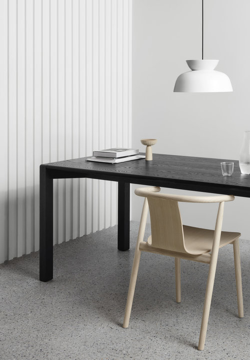 AOD - T Timber Dining Table by Made by Morgen - Furniture Design