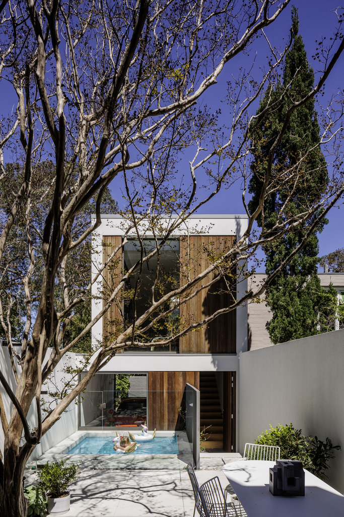 Gallery Of The Two Wall House By Woods Bagot Local Australian Architectural Design And Modern Interiors Lilyfield, Sydney Image 13