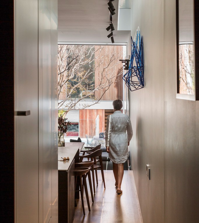 Gallery Of The Two Wall House By Woods Bagot Local Australian Interior Architecture And Contempoary Design Lilyfield, Sydney Image 26