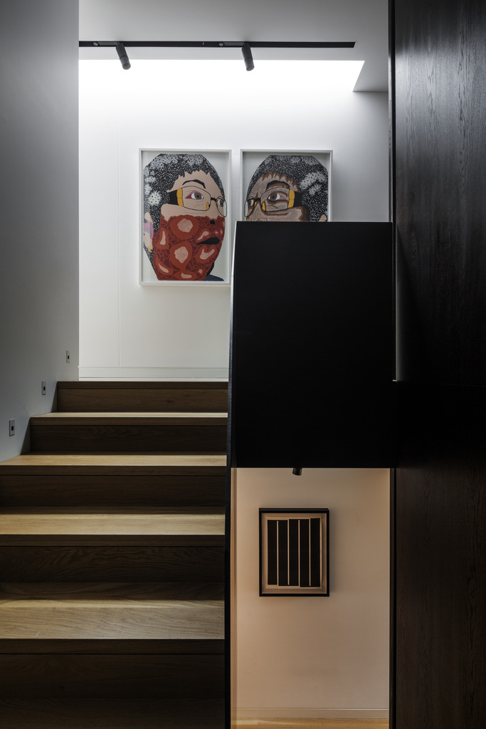 Gallery Of The Two Wall House By Woods Bagot Local Australian Interior Architecture And Contempoary Design Lilyfield, Sydney Image 30