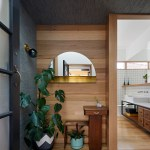 The New Living Areas Hug The Outdoors, Giving The Impression Of A Garden Creeping Inside