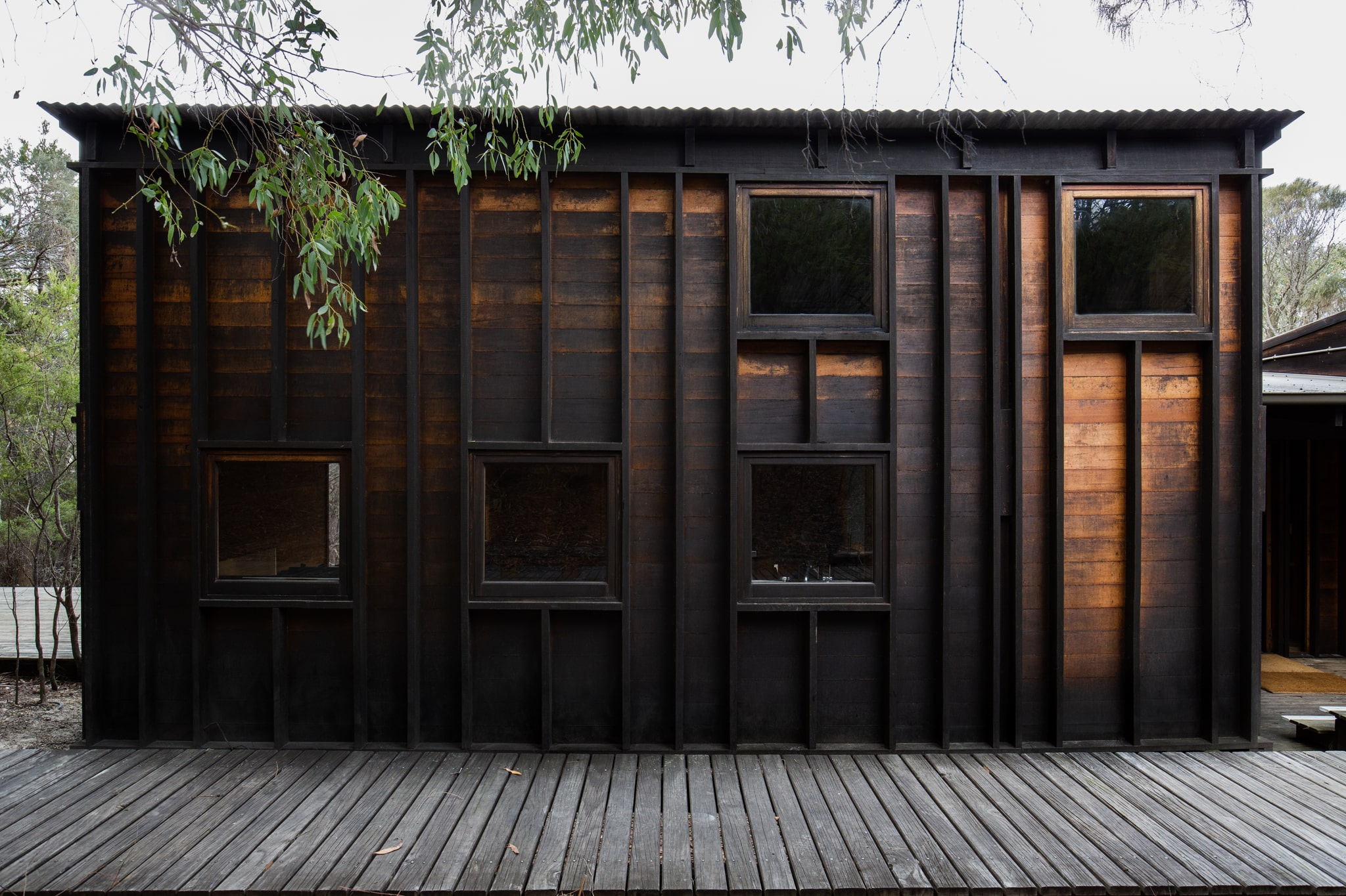 But Challenging And Redefining The Norms Of Both Architecture And Tourism In Tasmania At The Time