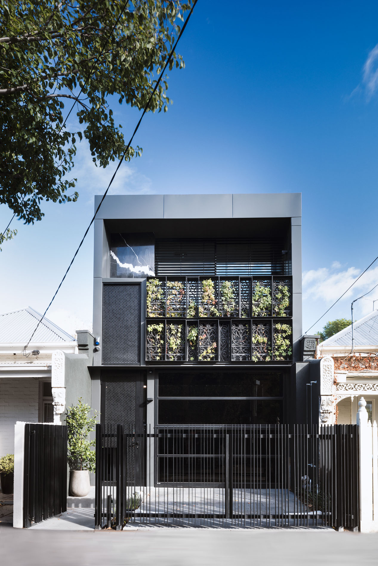 The Local Project Presents, In Collaboration With Rogerseller, An Exploration Of The York Street House By Atelier Wagner Architects