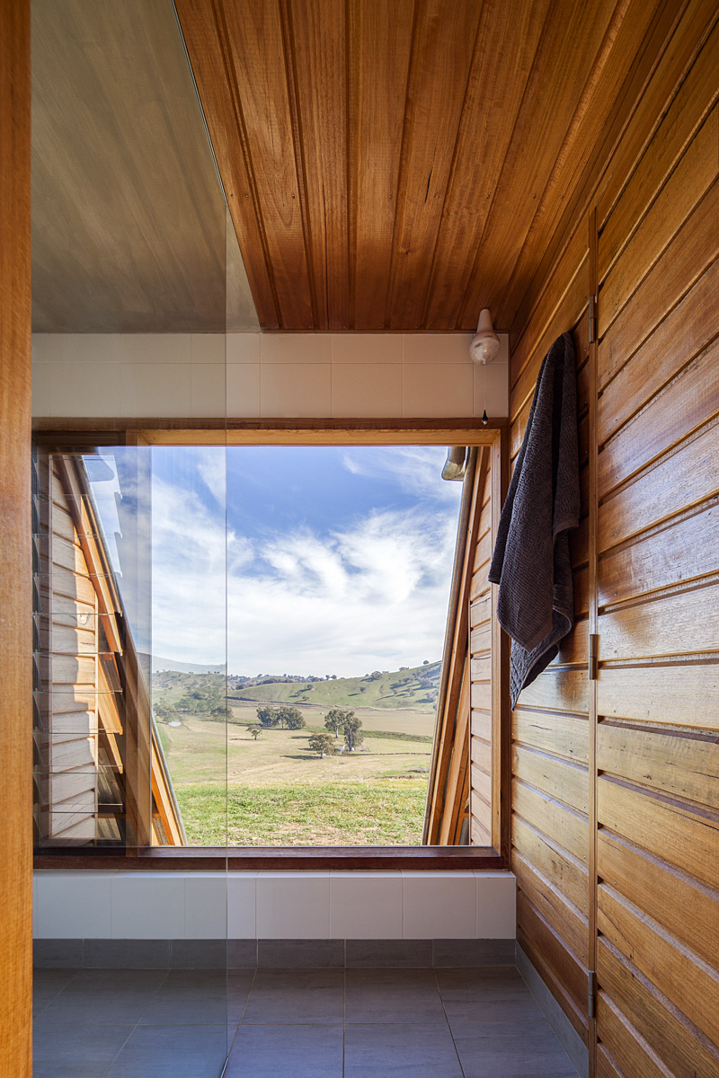 The Entire Premise Of The A Frame Form And Its Relationship With The Surrounding Picturesque Environment, Both Inside And Out, Play A Crucial Role