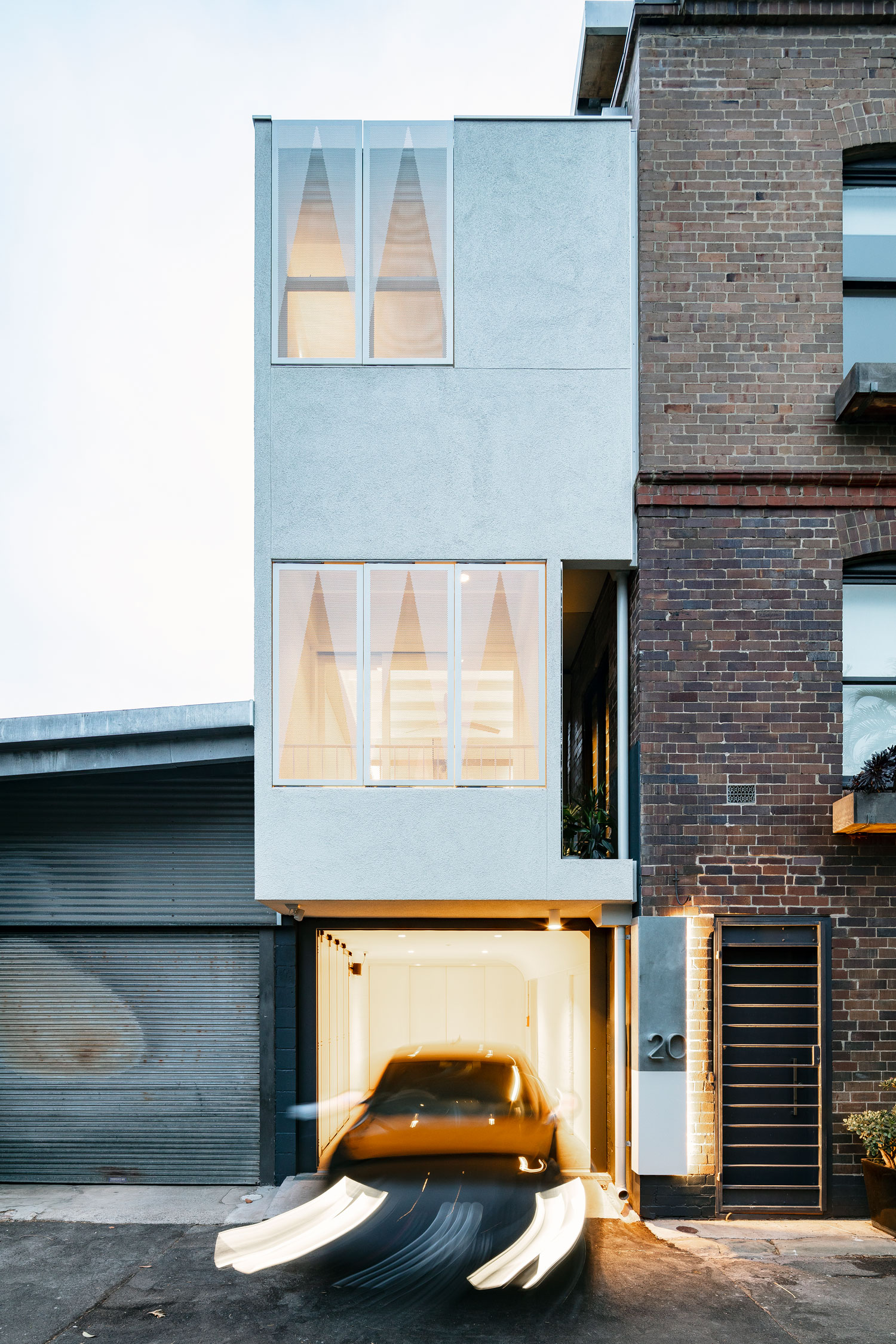 Darling Lane Sees A Stripped Back Sense Of Structure Created Within An Existing Light Filled Warehouse