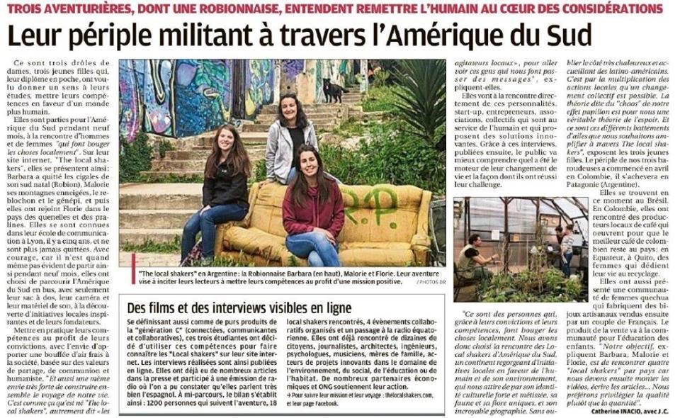 Article La Provence