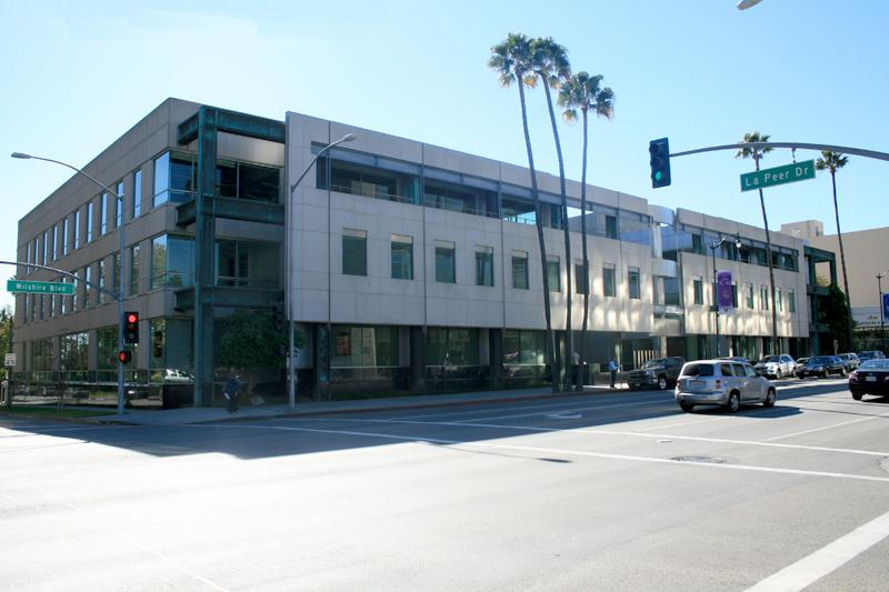 La Peer Building