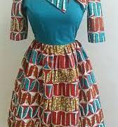 kitenge dress