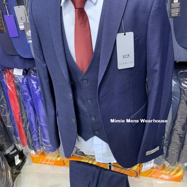 3 piece suit slim fit