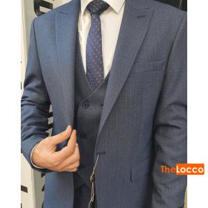 Navy Blue Tuxedo Suits Nairobi