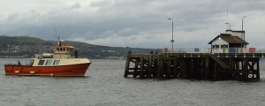 There has been a steep increase in cancelled sailings while the Cailin Oir has been serving Kilcreggan this month.