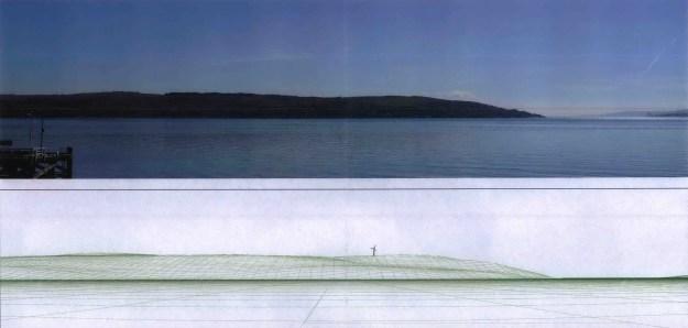 viewpoint 1 - Blairmore pier
