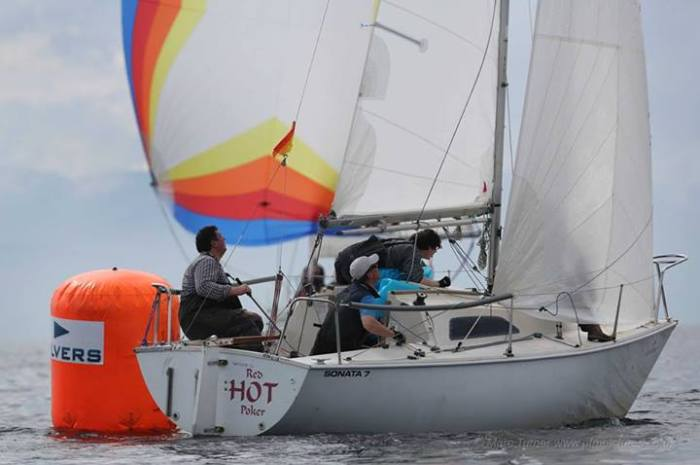 Murray Caldwell took both the Sonata class and overall honours