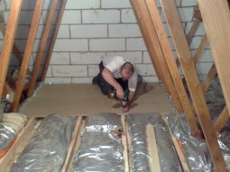 over insulation