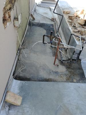 Waterproofing Installation Maintenance and Repairs