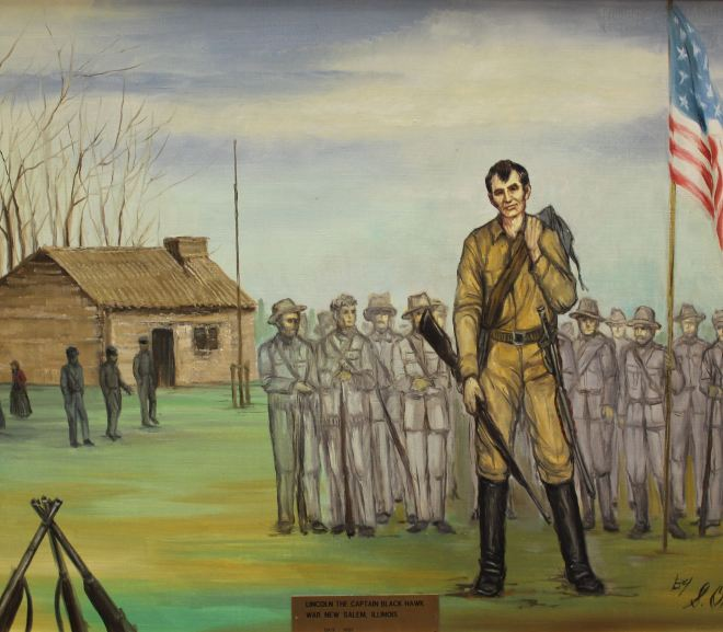 Lincolns Military Experience