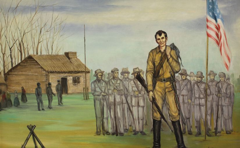 'Getting Endwise' – Lincoln's Military Story