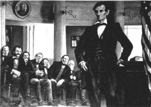 Lincoln in Illinois Legislature