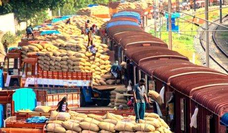 Central Railway Increases Frequency Of Kisan Rail, Brings More Income To  Farmers