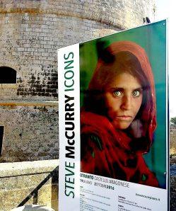Steve McCurry Icons, Castello Aragonese di Otranto