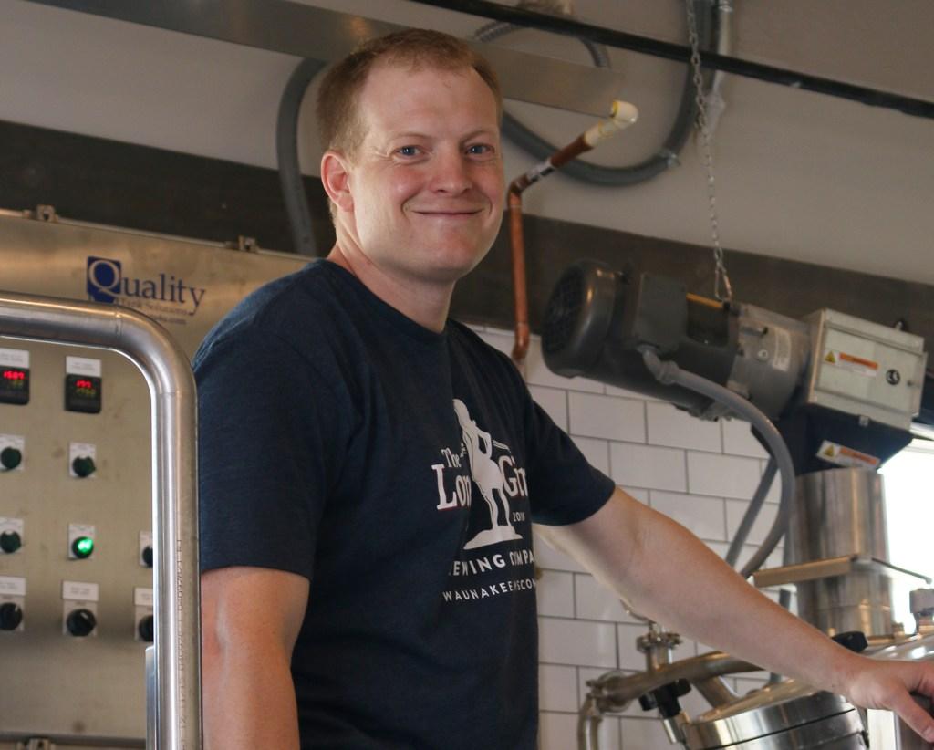 Brewmaster John Russell