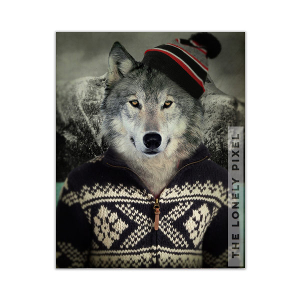 Timothy Howler Wolf