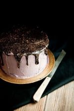 glitter-cake