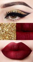 glitter-makeup-collage