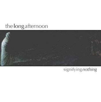 Signifying Nothing Cover