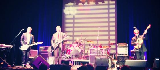 The Long Afternoon performing at The State Theatre