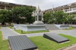 Memorial at the Genocide Museum