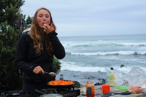 Scenic cooking