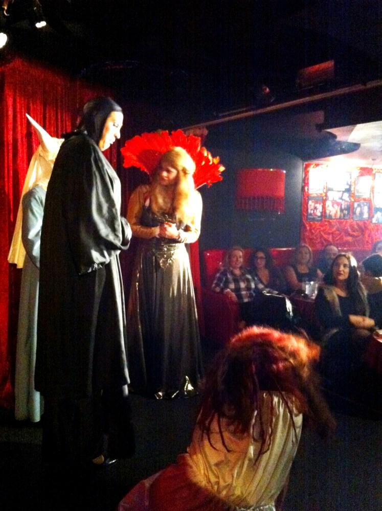 Koukles club - The Drag show. (3/6)