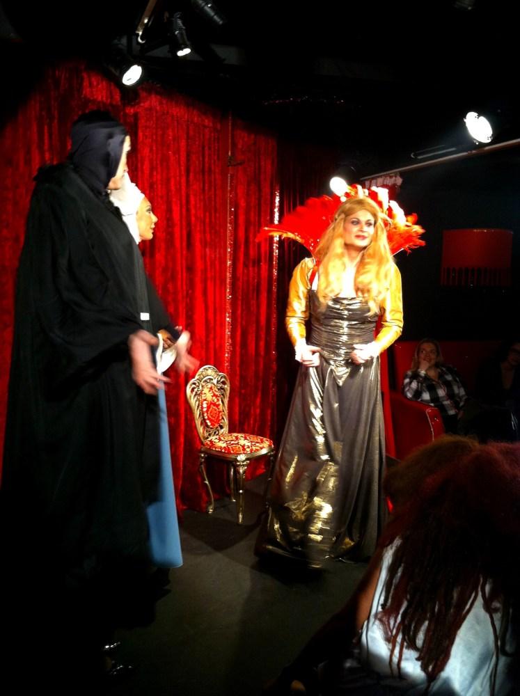 Koukles club - The Drag show. (4/6)
