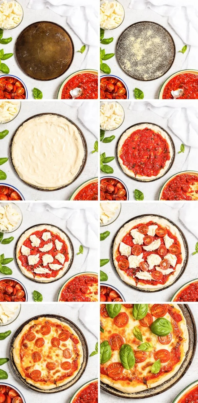 Gluten Free Pizza That Is Actually The Real Deal - The Loopy Whisk