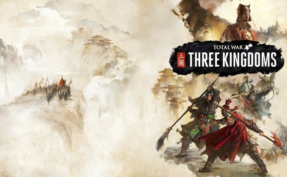 Total War Three Kingdoms cover