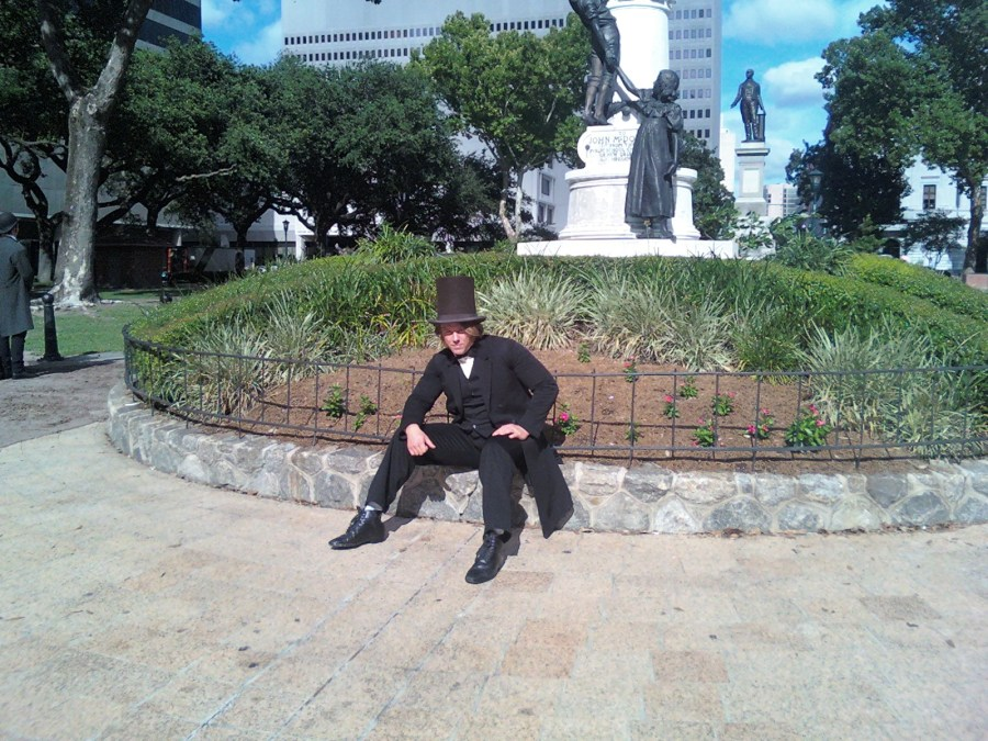 A. Lincoln Vampire Hunter extra 2