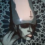Kraken silkscreen print on paper @ Hold Up Art Gallery