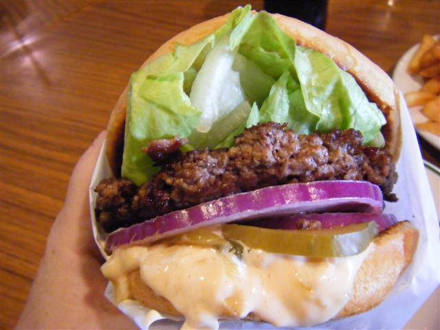 Pie n Burger (Photo by Elise Thompson)