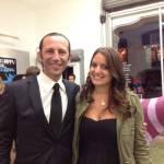 Iskander Lemseffer and Rachel Joelson