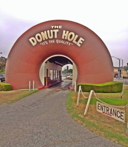 The Donut Hole in La Puente. (Photo by Nikki Kreuzer)