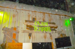 An airsoft maze called Cajun Terror (photo by Nikki Kreuzer)